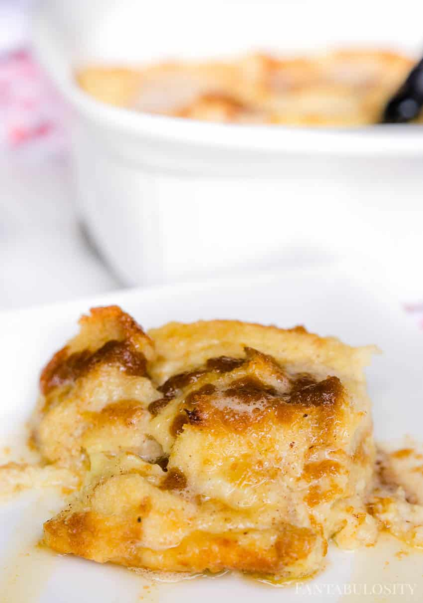 Bread Pudding Recipe - The BEST and exactly how to make it