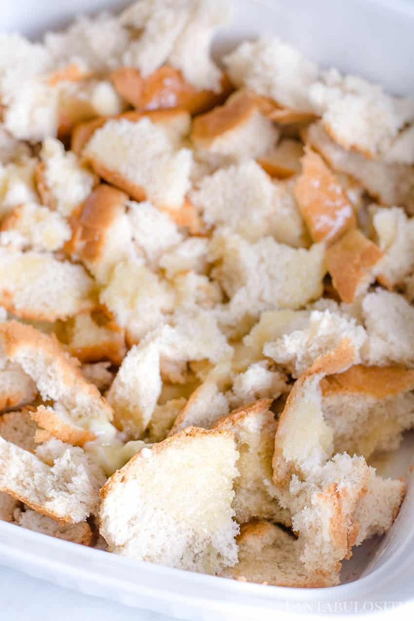 Bread Pudding Recipe - Easy old fashioned
