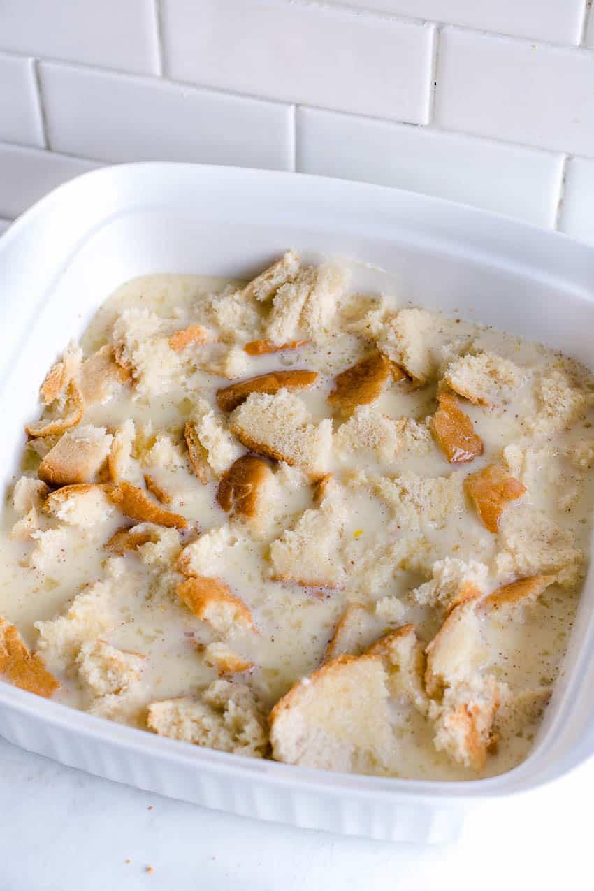 Best Bread Pudding Recipe