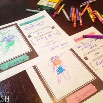 Grandparent's Day Craft for Kids