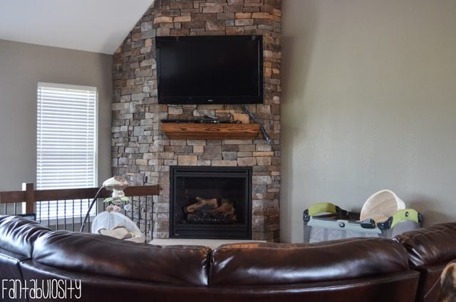 New Home Construction Part 2-Living area