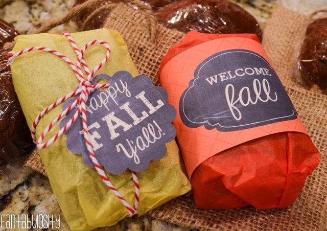 Pumpkin Bread New Neighbors Gift-2
