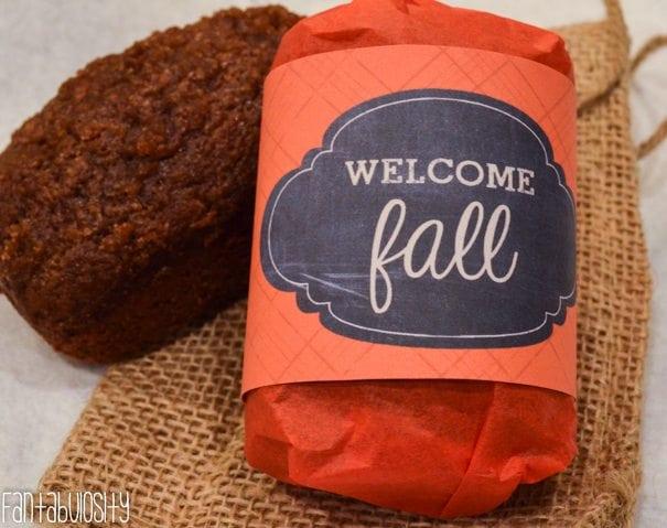 Pumpkin Bread New Neighbors Gift-3