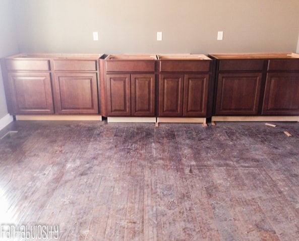 Wrapping Up Our New Home Construction Part 1 Dining Room Cabinet Buffet