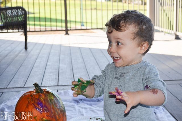 Pumpking Painting for Kids, Pumpkin Activities for Kids, Fall Activities For Kids