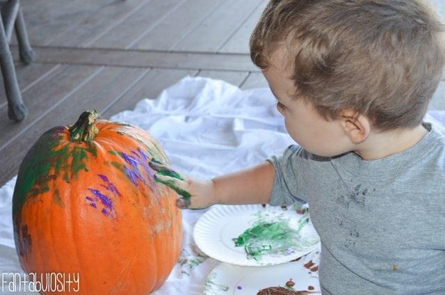 Pumpkin Painting-3