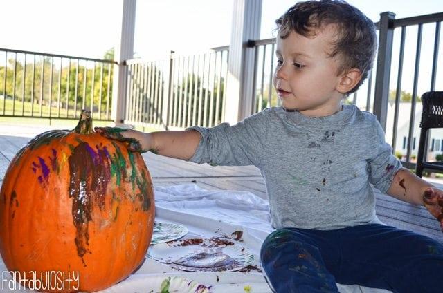 Pumpkin Painting-4