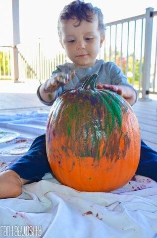 Pumpkin Painting-5