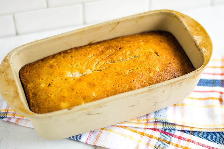 Banana Bread Recipe - Easy and the BEST