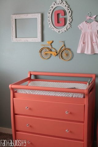 Cute Baby Nursery Ideas For Little Girl Pink Yellow