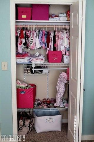 Cute Baby Nursery Ideas For Little Girl Pink Yellow