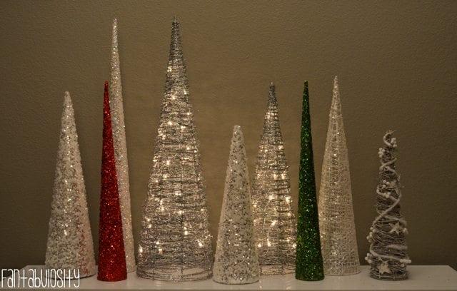 Home Tour, Christmas Decorations-2