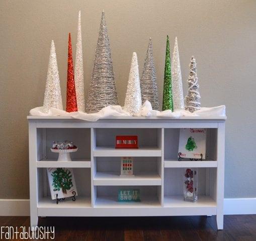 Home Tour, Christmas Decorations-6