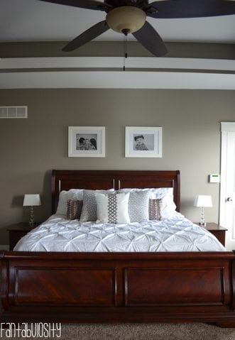 Master Bedroom Decorations, Part 2 of Home Tour