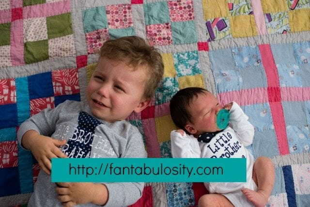 A New Roommate-How To Help Toddler Adjust To New Baby https://fantabulosity.com