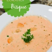 Lobster Bisque Recipe-Make Your Mouth Watta