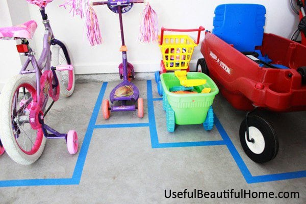 Large Toy Organization for Garage https://fantabulosity.com