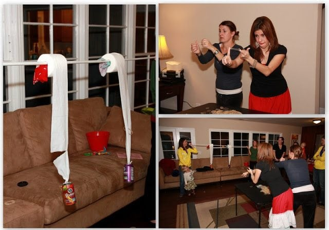 Adult birthday party games fantabulosity for Birthday games ideas for adults