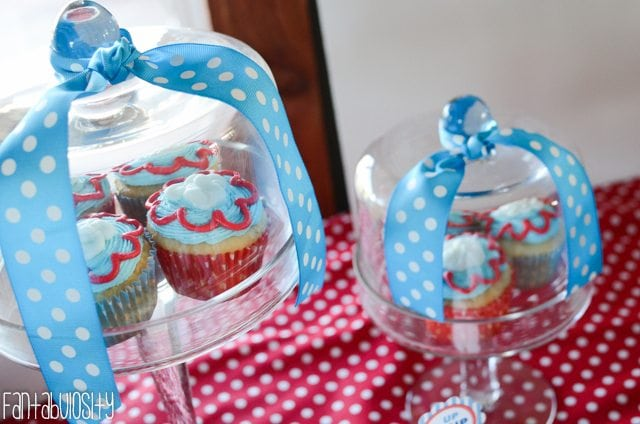 Airplane First Birthday Party Ideas Cake Stands