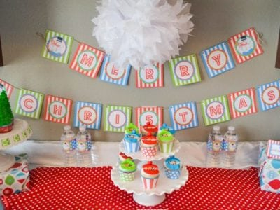 Christmas Play Date Snowmen Theme-21
