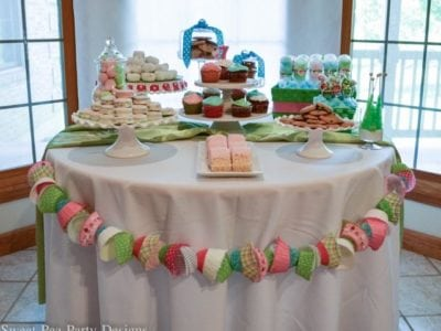 Baking Party Girl Birthday Party Ideas