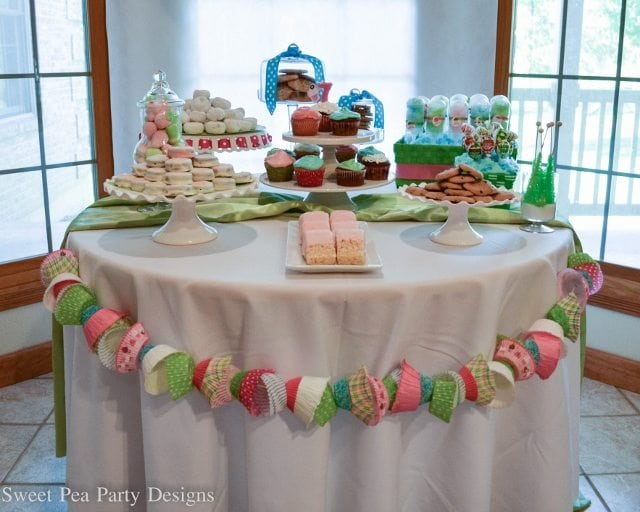 Baking Party, Girl Birthday Party Ideas