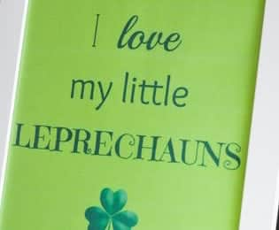St. Patricks Day Free Printable