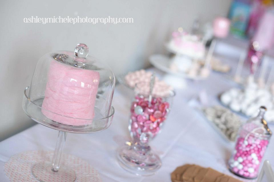Winter Onederland Sweets Girl Birthday Party
