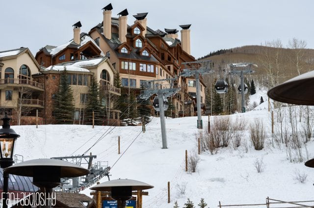 Avon Colorado Getaway Mini Vacation