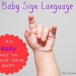 All Time Favorite Baby Learning Tool: Baby Sign Language
