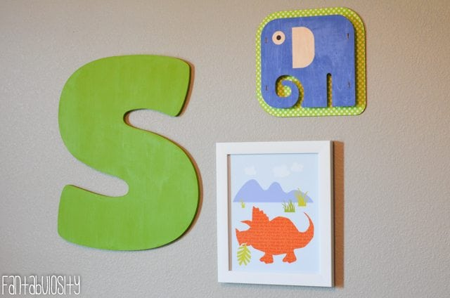 Nursery Ideas for the Wall
