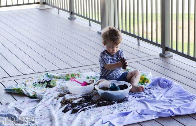 Toddler Activity-Growing Wheatgrass-15