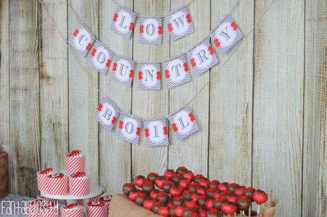Crawfish Boil Birthday Party Ideas-11