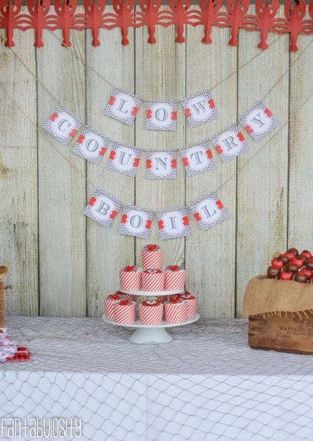 Crawfish Boil Birthday Party Ideas-13