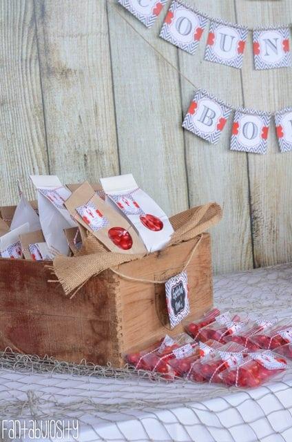 Crawfish Boil Birthday Party Ideas-14