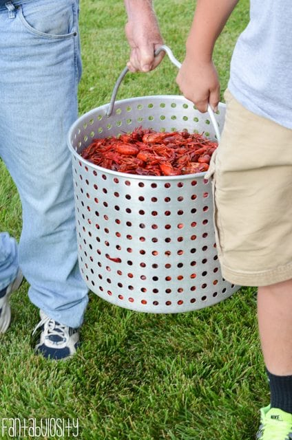 Crawfish Boil Birthday Party Ideas-15