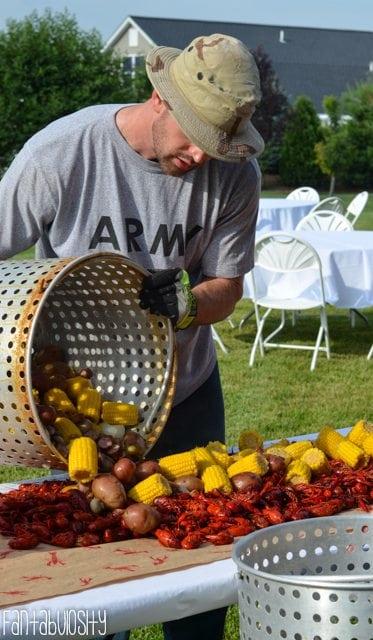 Crawfish Boil Birthday Party Ideas-16