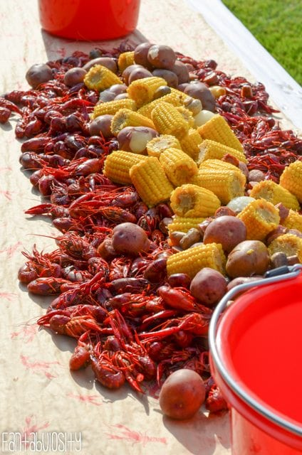Crawfish Boil Decoration Ideas crawfish boil party ideas ...