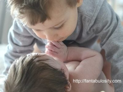 Dear New Mom of Two... http://fantabulosity.com