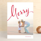 Merry ... Christmas Card! So adorable! http://fantabulosity.com