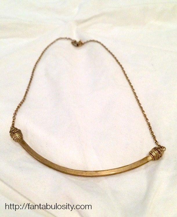 Stitchfix Review-necklace