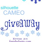 A Silhouette Cameo Giveaway http://fantabulosity.com