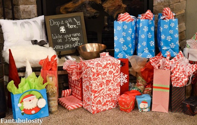 Favorite Things Party Ideas-Gifts