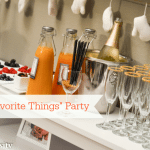 Favorite Things Party-How To Make it Fantabulous!