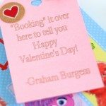 """Classroom Valentines -""""Booking it Over Here to Tell You…"""""""