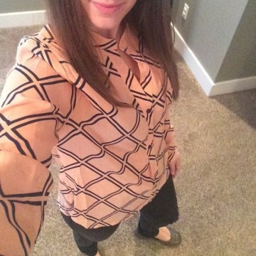 Stitch Fix #10 Review -- My Favorite Yet! Kate Spade lovers rejoice! https://fantabulosity.com