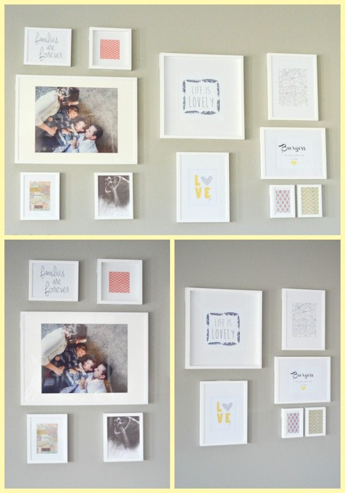 Wall Gallery Collage https://fantabulosity.com