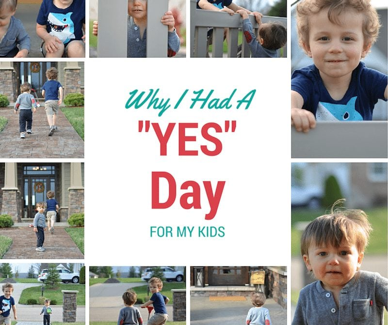 Why I Had A Yes Day For My Kids https://fantabulosity.com
