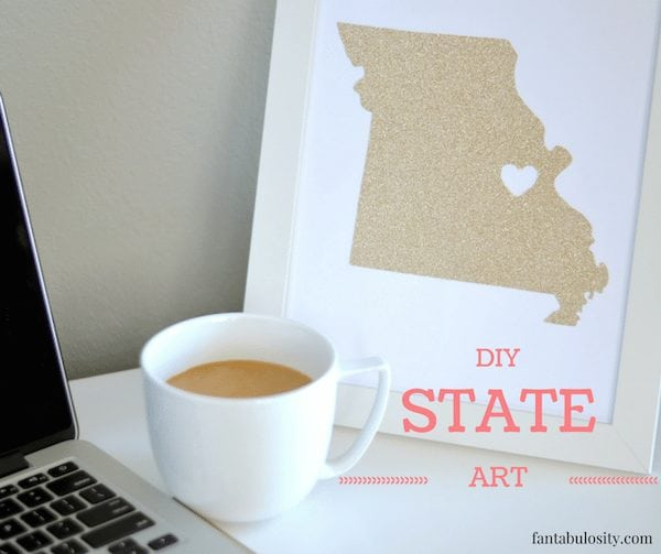 State Art DIY Tutorial https://fantabulosity.com