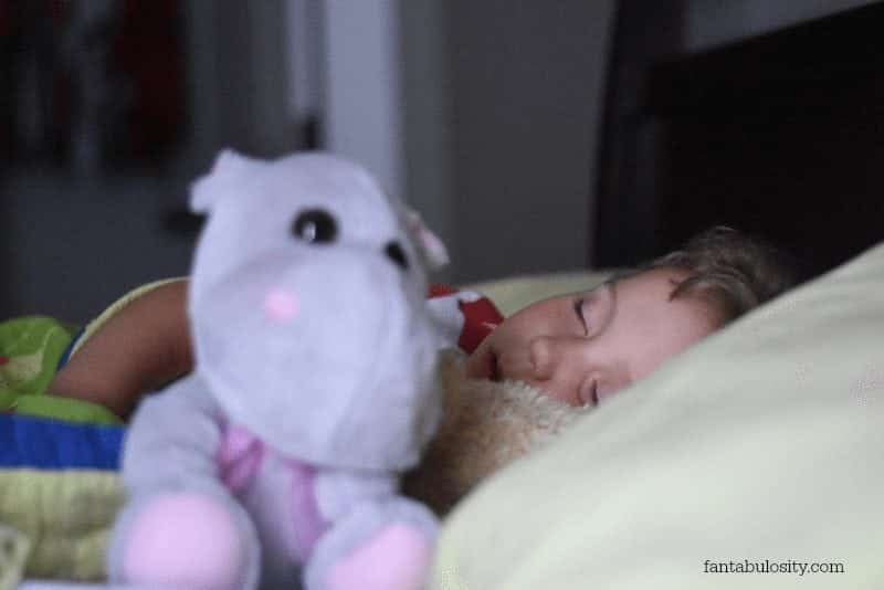 I Took a Nap with my Toddler Today... fantabulosity.com